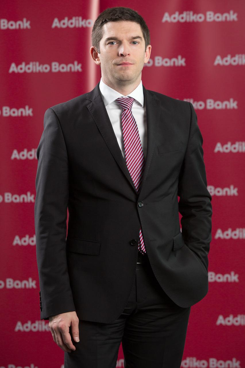 Tadej Krašovec, član uprave (CEO, CRO, COO)